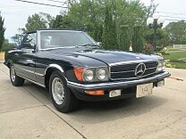 1983 Mercedes-Benz 500SL for sale 100875579