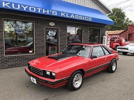 1983 Mercury Capri for sale 100911368