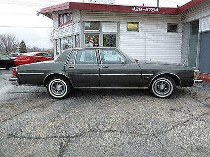 1983 Oldsmobile 88 Sedan for sale 100748038
