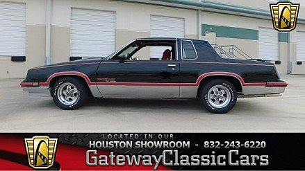 1983 Oldsmobile Cutlass Supreme Hurst/Olds Coupe for sale 100820139