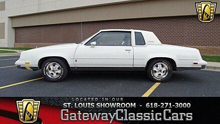 1983 Oldsmobile Cutlass Supreme Brougham Coupe for sale 100932130