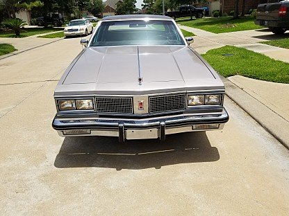 1983 Oldsmobile Ninety-Eight Regency Brougham Sedan for sale 101004515