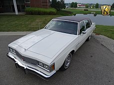 1983 Oldsmobile Ninety-Eight Regency Brougham Sedan for sale 101011526