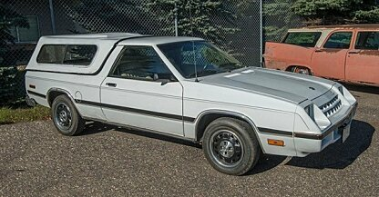 1983 Plymouth Scamp for sale 100817832