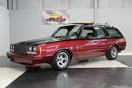 1983 Pontiac Bonneville Wagon for sale 100775269