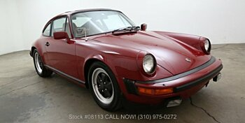 1983 Porsche 911 for sale 100855993