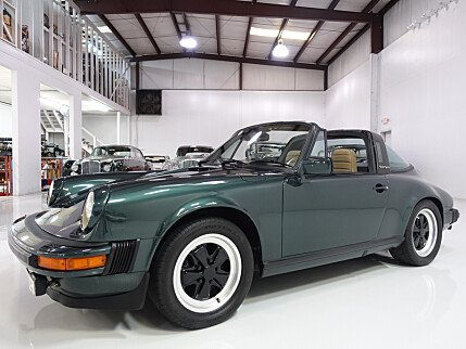 1983 Porsche 911 SC Targa for sale 100867803