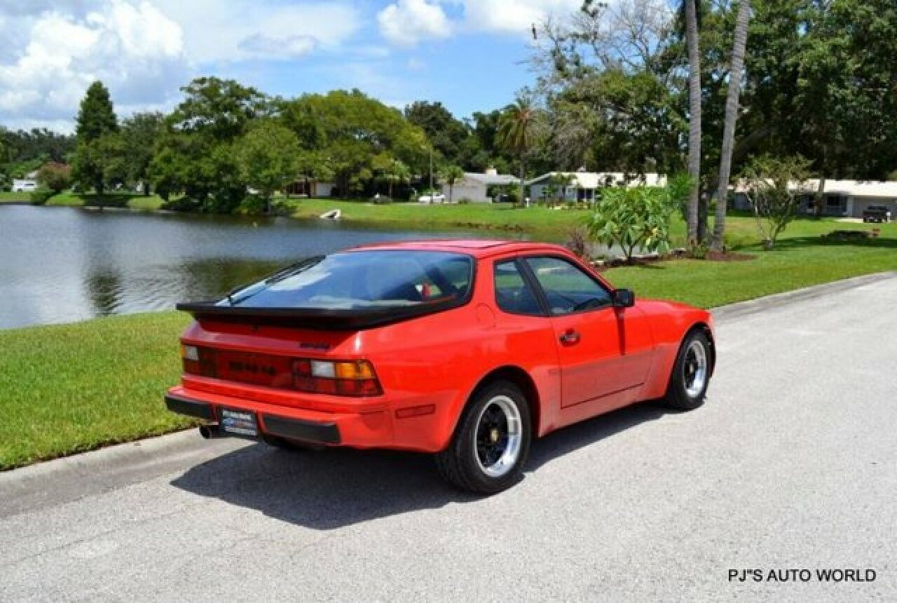 1983 porsche 944 coupe for  near clearwater, florida 33755