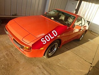 1983 Porsche 944 Coupe for sale 100982744