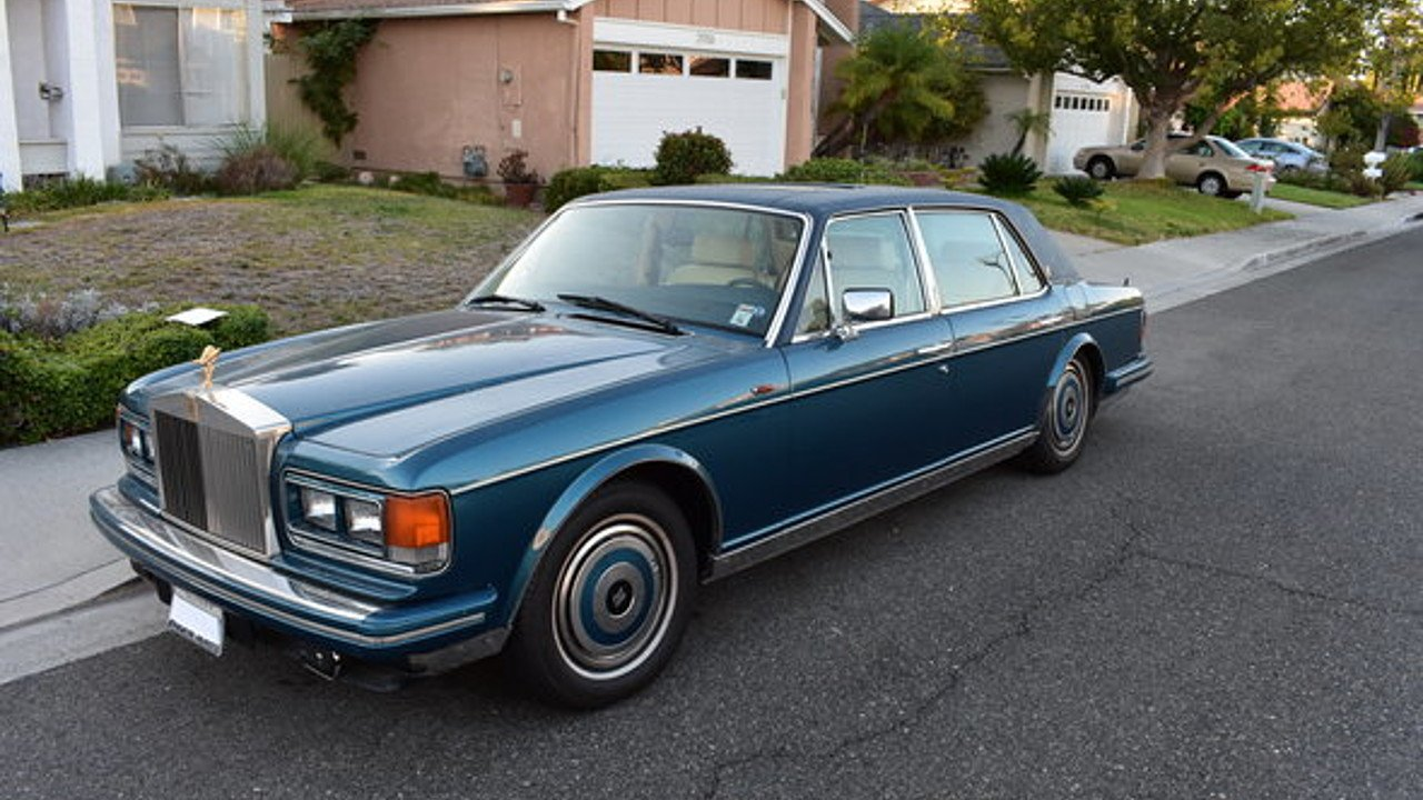 1983 Rolls-Royce Silver Spur for sale 100923649