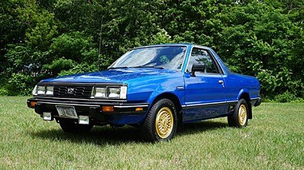 1983 Subaru Brat GL for sale 100886478