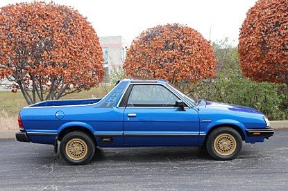 1983 Subaru Brat GL for sale 100925182