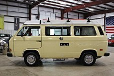 1983 Volkswagen Vanagon Camper for sale 100883682