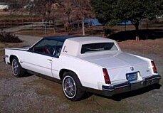 1983 cadillac Eldorado for sale 100969711
