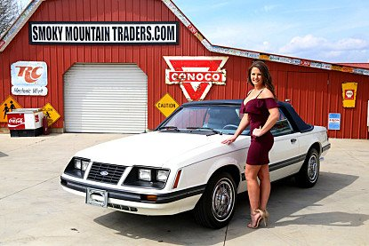 1983 ford Mustang Convertible for sale 100983829