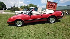 1983 ford Mustang Convertible for sale 101008822