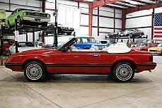 1983 ford Mustang Convertible for sale 101019433