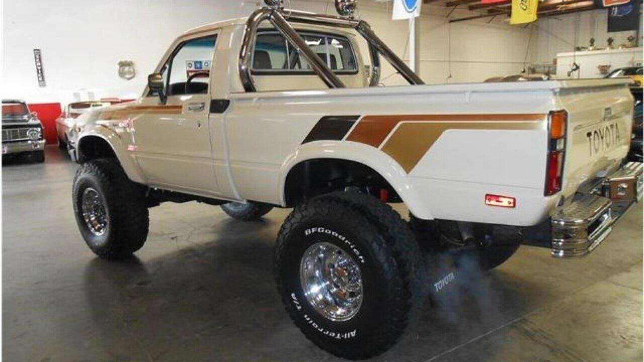 Roseville Auto Sales >> 1983 toyota Pickup 4x4 Regular Cab SR5 for sale near Roseville, California 95678 - Classics on ...
