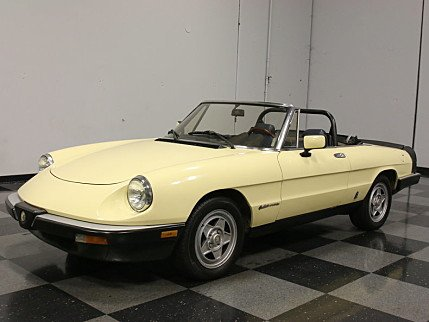 1984 Alfa Romeo Spider for sale 100760339