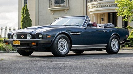 1984 Aston Martin V8 Vantage Volante for sale 100873196