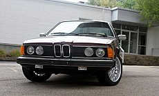 1984 BMW 633CSi Coupe for sale 100724731