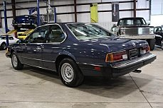 1984 BMW 633CSi Coupe for sale 100762870