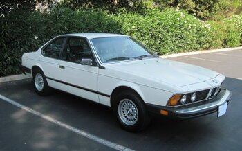 1984 BMW 633CSi Coupe for sale 100901862