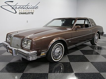 1984 Buick Riviera Coupe for sale 100813521