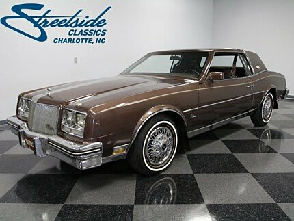 1984 Buick Riviera for sale 100946481