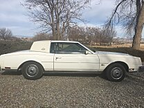 1984 Buick Riviera Coupe for sale 100952230