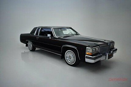 1984 Cadillac De Ville for sale 100884080