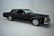 1984 Cadillac De Ville Coupe for sale 100890243