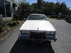 1984 Cadillac Eldorado Coupe for sale 100741888