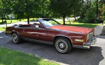 1984 Cadillac Eldorado Biarritz Convertible for sale 100785239