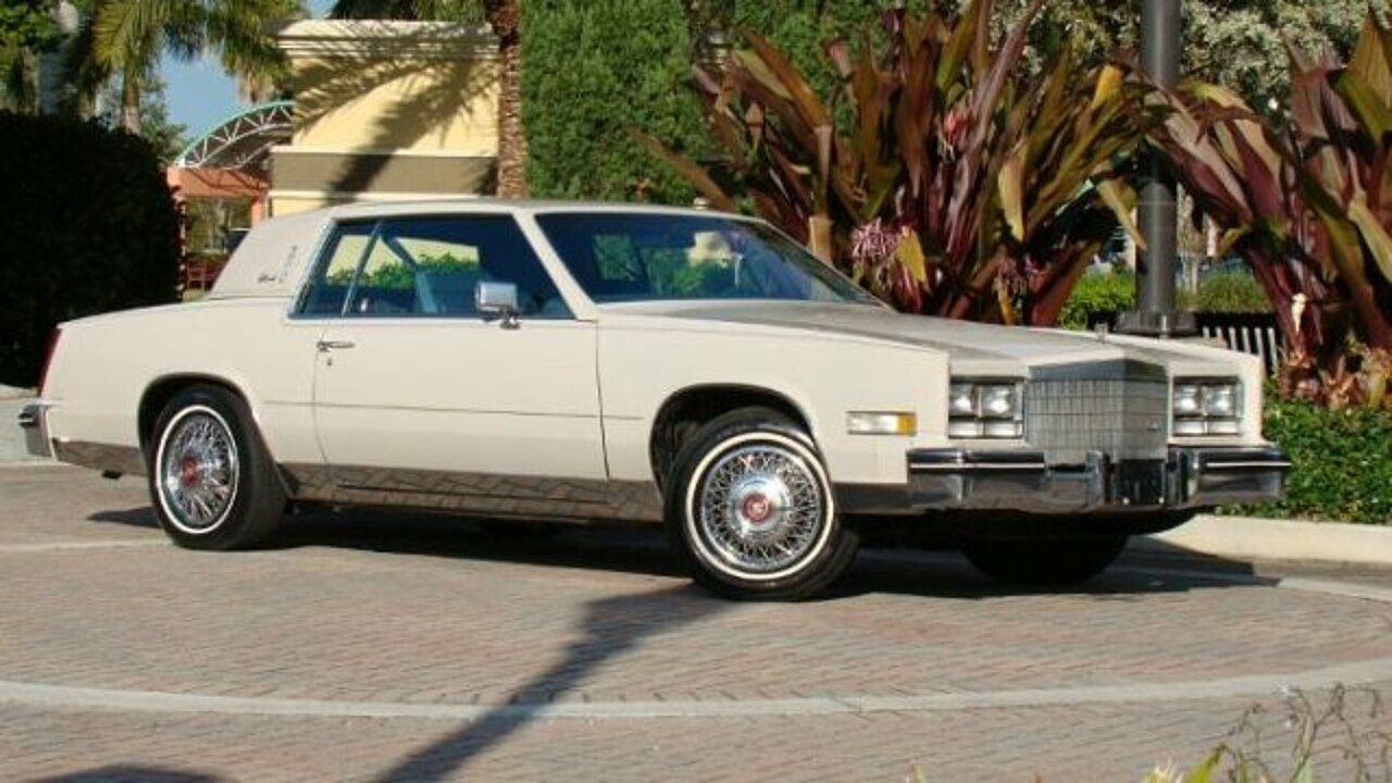 1984 Cadillac Eldorado for sale 100888856