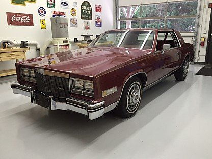 1984 Cadillac Eldorado Coupe for sale 100769816