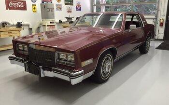 1984 Cadillac Eldorado Coupe for sale 100769816
