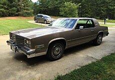 1984 Cadillac Eldorado for sale 100812320