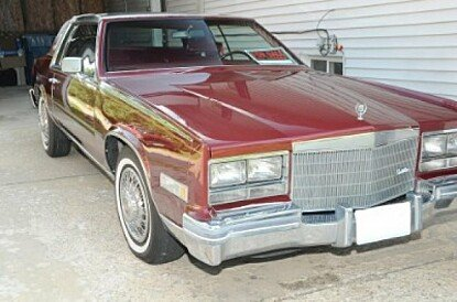 1984 Cadillac Eldorado for sale 100904584