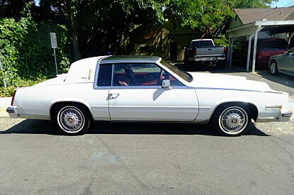 1984 Cadillac Eldorado Coupe for sale 100906962