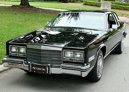 1984 Cadillac Eldorado for sale 100916307