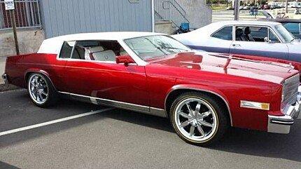 1984 Cadillac Eldorado for sale 100944282