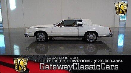 1984 Cadillac Eldorado Coupe for sale 100963361