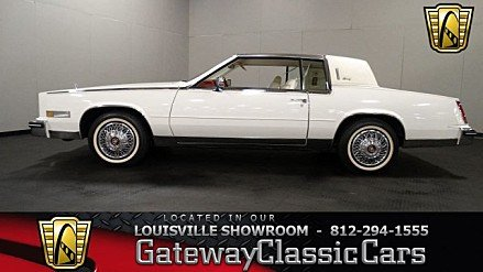 1984 Cadillac Eldorado Coupe for sale 100965140