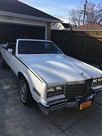1984 Cadillac Eldorado Biarritz Convertible for sale 100972451