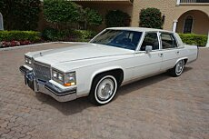 1984 Cadillac Fleetwood for sale 100946115