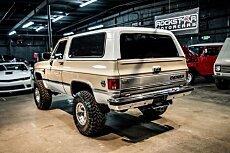 1984 Chevrolet Blazer 4WD for sale 100837924