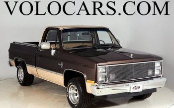 1984 Chevrolet C/K Truck 2WD Regular Cab 1500 for sale 100879708