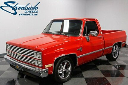 1984 Chevrolet C/K Truck for sale 100978004
