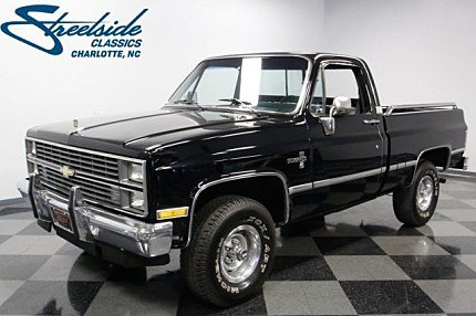 1984 Chevrolet C/K Truck for sale 100978008